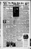 Western Daily Press Wednesday 01 February 1950 Page 1
