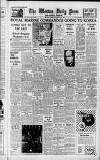 Western Daily Press Tuesday 22 August 1950 Page 1