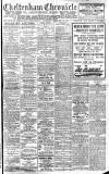 Cheltenham Chronicle Saturday 19 February 1916 Page 1