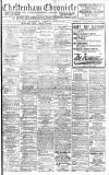 Cheltenham Chronicle Saturday 18 March 1916 Page 1