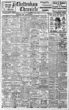 Cheltenham Chronicle Saturday 18 June 1921 Page 1