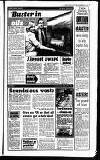 EEVENING Telegraph tele-ad I.receptionist Christina Percival found herself becoming a student of history . . . of the famous wartime