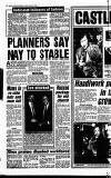 PLANNERS SAY NAY TO STABLE