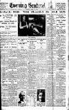 Staffordshire Sentinel Tuesday 09 April 1929 Page 1