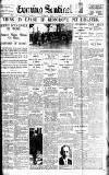 Staffordshire Sentinel Thursday 11 April 1929 Page 1