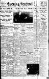 Staffordshire Sentinel Monday 15 April 1929 Page 1