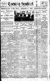 Staffordshire Sentinel Monday 22 April 1929 Page 1