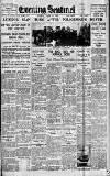 Staffordshire Sentinel Saturday 24 August 1929 Page 1