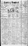 Staffordshire Sentinel Thursday 21 November 1929 Page 1