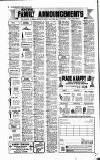 Staffordshire Sentinel Saturday 04 January 1992 Page 8