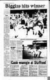 Staffordshire Sentinel Saturday 04 January 1992 Page 30