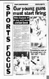 Staffordshire Sentinel Saturday 04 January 1992 Page 32