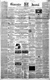 Gloucester Journal Saturday 05 June 1858 Page 1