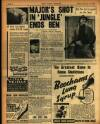 THE DAILY MIRROR MAJOR'S SHOT IN 'JUNGLE' ENDS BEN