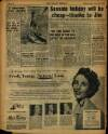rage 4 THE DAILY MIRROR Wednesday, April 30, 1952 I hoeshoe s easi d e h o l i d