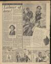 THE DAILY MIRROR WHO WOULD BE A WOMAN COUNCILLOR? Labour of] love!