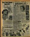 PAGE 10 DAILY MIRROR, Tuesday, October 5, 1954 Frosty! Tide users have the cleanest sheets, tablecloths and towels. Sparkling! Sweet-smelling!