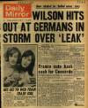 Daily Mirror Wareaday, November V, 196$ N.. 71,194
