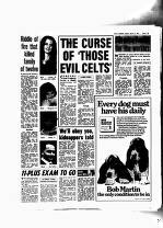 Daily Mirror Tuesday 12 March 1974 Page 13