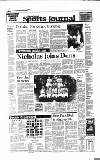Aberdeen Press and Journal Tuesday 05 January 1988 Page 16
