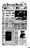 Aberdeen Press and Journal Tuesday 09 June 1992 Page 1