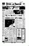 Aberdeen Press and Journal Tuesday 03 December 1996 Page 1