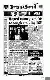 Aberdeen Press and Journal Friday 06 December 1996 Page 1