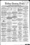 Bolton Evening News Wednesday 14 December 1870 Page 1