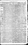 Liverpool Daily Post Monday 07 March 1881 Page 5