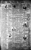 Sports Argus Monday 27 December 1897 Page 1