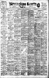 Birmingham Daily Gazette Thursday 12 December 1907 Page 1