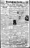 Birmingham Daily Gazette Saturday 30 January 1926 Page 1