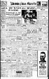 Birmingham Daily Gazette Wednesday 06 August 1947 Page 1