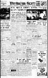 Birmingham Daily Gazette Wednesday 13 August 1947 Page 1