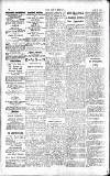 Daily Herald Saturday 25 May 1912 Page 4