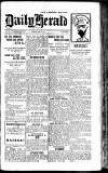 Daily Herald Friday 02 May 1913 Page 1