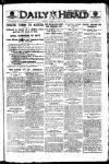 Daily Herald Tuesday 03 June 1919 Page 1