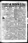 Daily Herald Wednesday 26 October 1921 Page 1