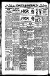 Daily Herald Wednesday 26 October 1921 Page 8