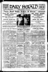 Daily Herald Monday 05 January 1925 Page 1