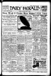 Daily Herald Friday 03 April 1925 Page 1