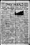 Daily Herald Wednesday 05 January 1927 Page 1