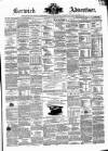 The Berwick Advertiser Saturday 22 March 1862 Page 1