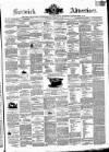 The Berwick Advertiser Saturday 26 April 1862 Page 1