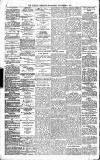 Newcastle Evening Chronicle Wednesday 11 November 1885 Page 2