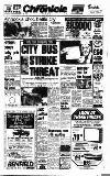 Newcastle Evening Chronicle Friday 27 May 1988 Page 1
