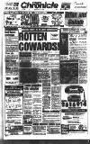 Newcastle Evening Chronicle Monday 06 February 1989 Page 1
