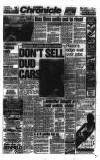 Newcastle Evening Chronicle Monday 11 December 1989 Page 1