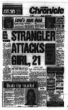 Newcastle Evening Chronicle Saturday 16 December 1989 Page 1