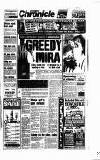 Newcastle Evening Chronicle Monday 29 January 1990 Page 1